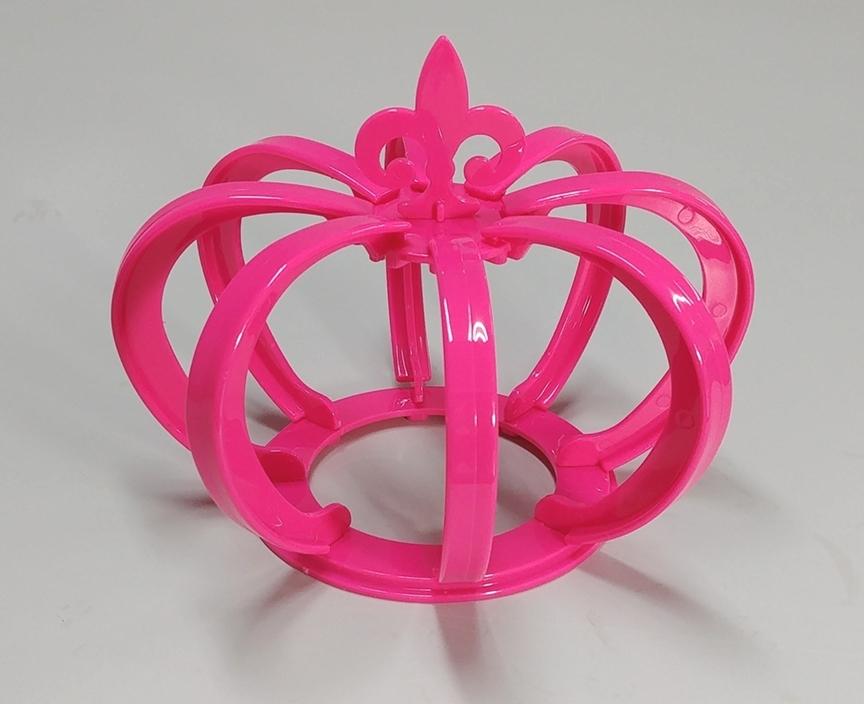 Coroa 3D - Cores    ******   R$ 5,90 unidade