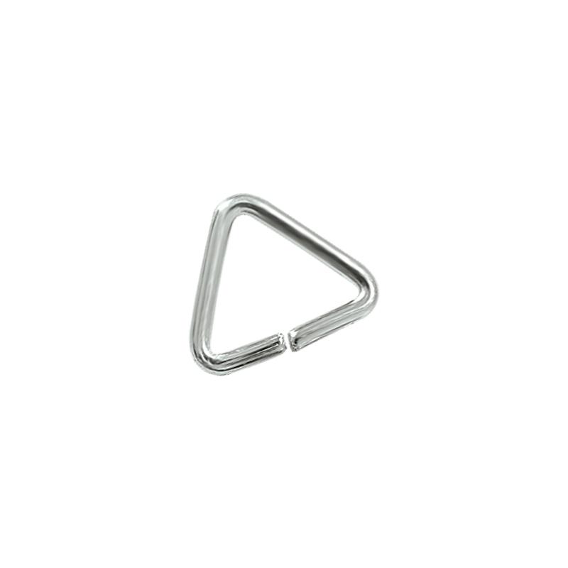 Elo/Triângulo Médio para Chaveiro 9x10mm