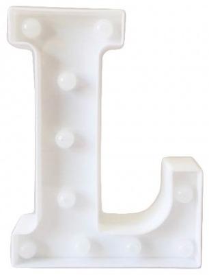 Letra LED - L