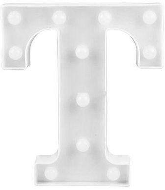 Letra LED - T
