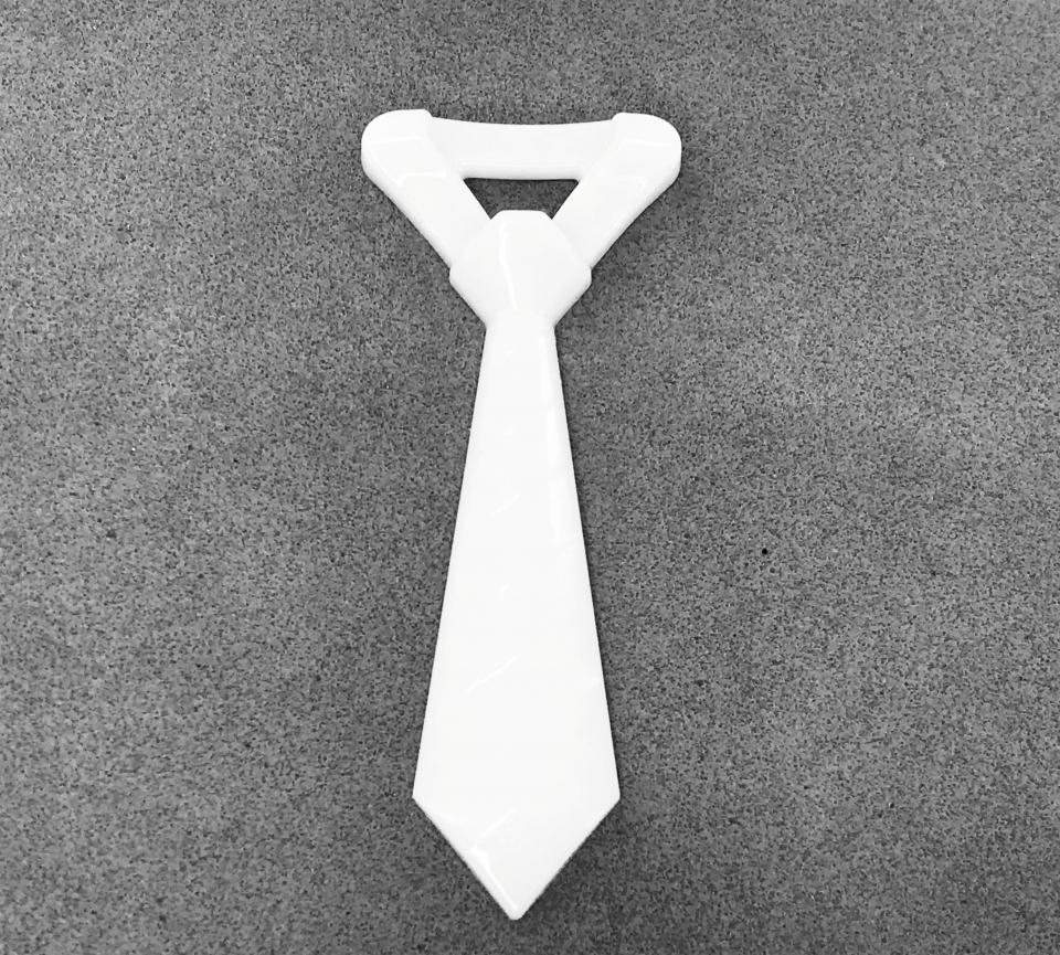 Gravatinha Enfeite - Branco