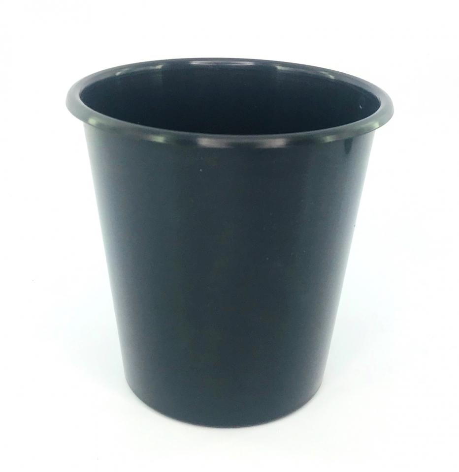 Baldinho de Pipoca - 1 litro Preto