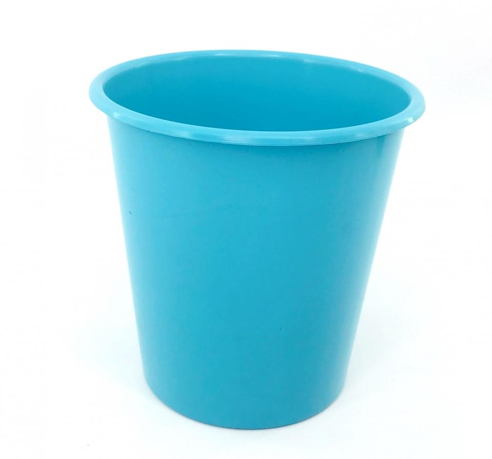 Baldinho de Pipoca - 1 litro Azul Tiffany