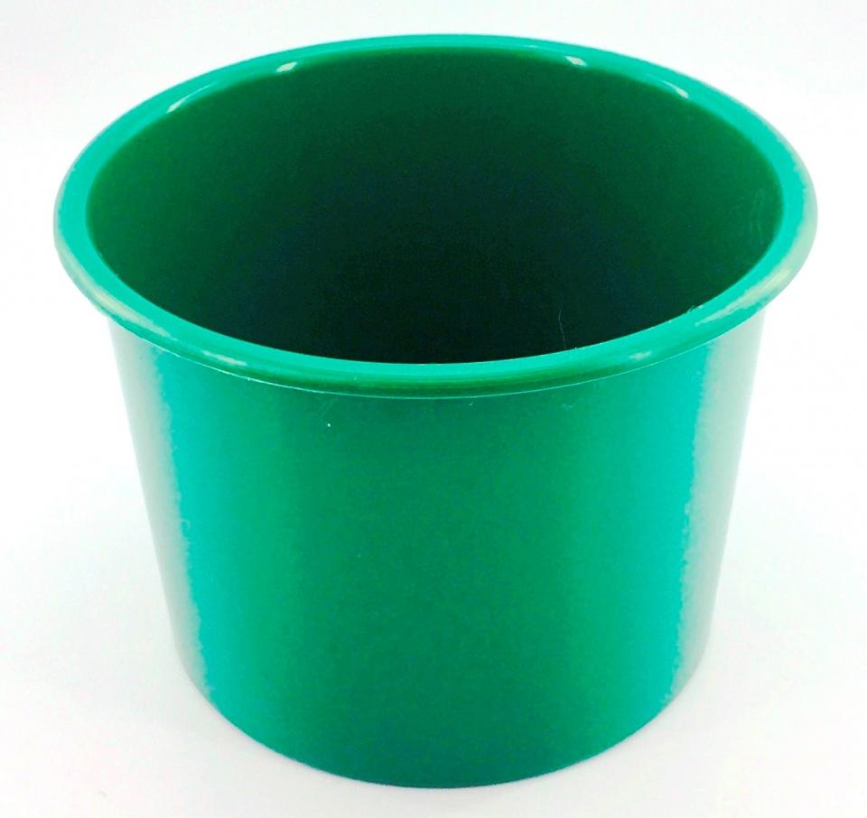 Baldinho de Pipoca - 1,5 litro Verde