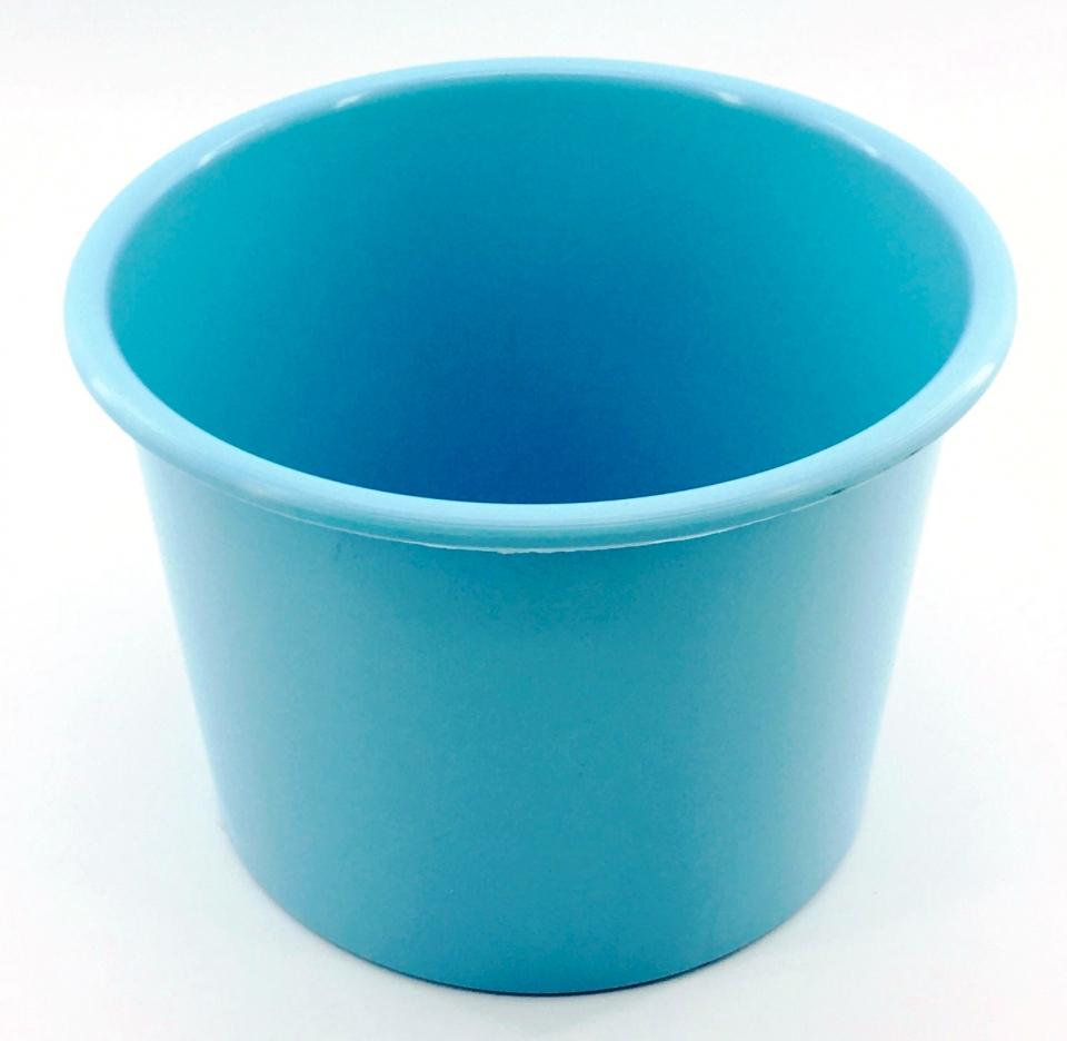 Baldinho de Pipoca - 1,5 litro Azul Bebe