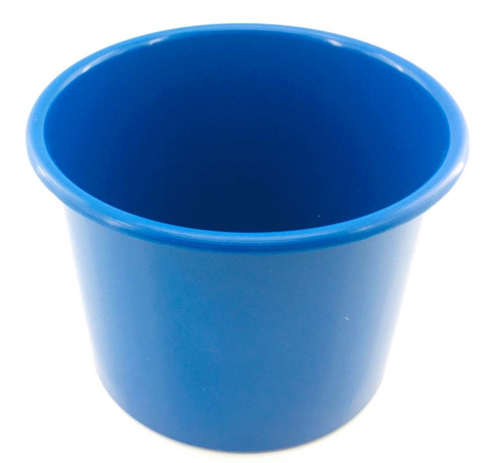 Baldinho de Pipoca - 1,5 litro Azul Bic