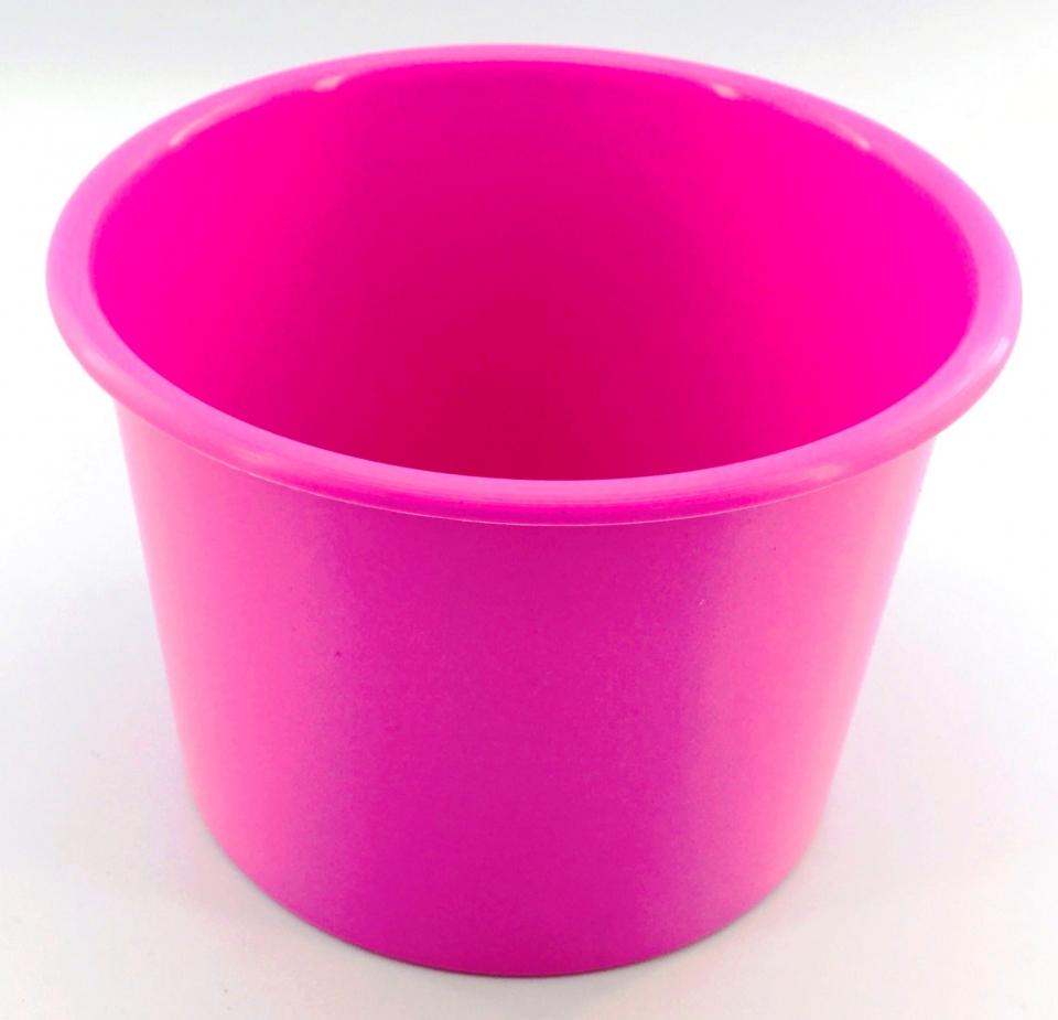 Baldinho de Pipoca - 1,5 litro Pink