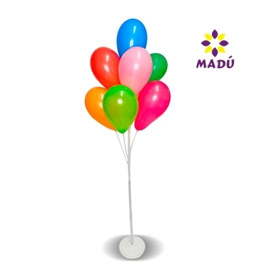 Porta Balão de Chão Médio C/ 7 Pts - 1,35 Cm
