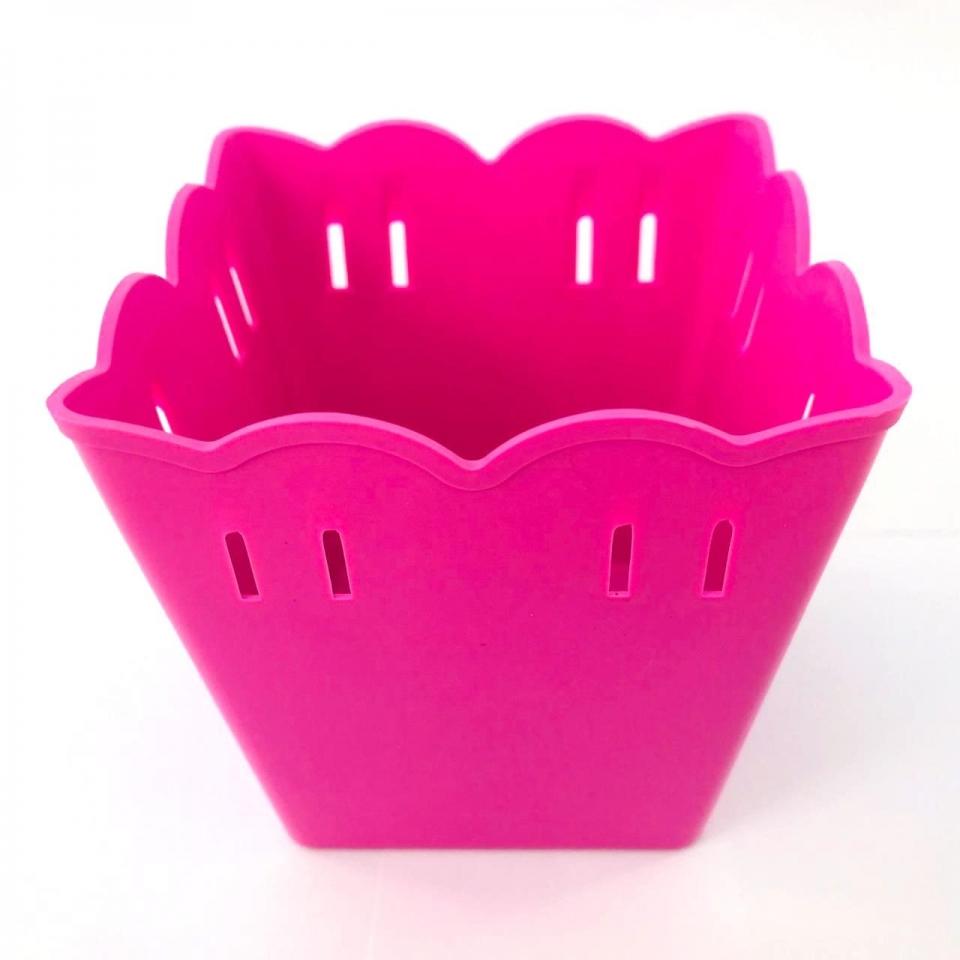 Cachepot Plástico PF 10 und - Pink
