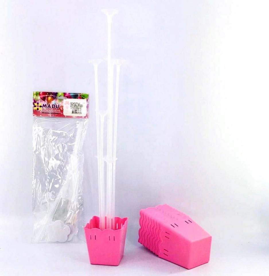 Cachepot Plástico PF 10 und -  Laranja