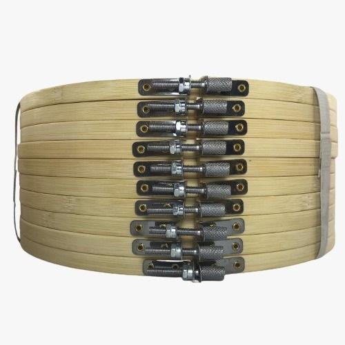 Bastidor Ajustável de Bambu - 23 cm