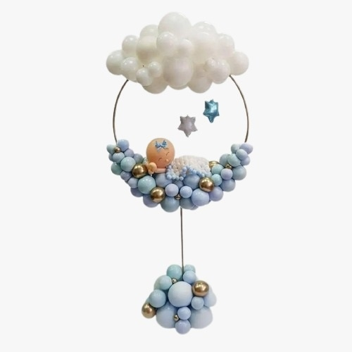 Porta Balão Arco - 1,69 Cm