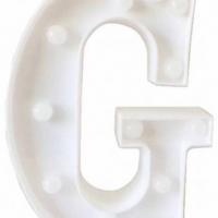 Letra LED - G