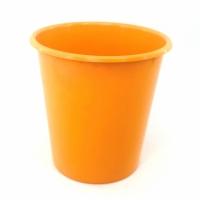 Baldinho de Pipoca - 1 litro Laranja