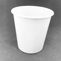 Baldinho de Pipoca - 1 litro Branco