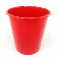 Baldinho de Pipoca - 1 litro Vermelho