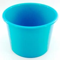 Baldinho de Pipoca - 1,5 litro Azul Tiffany