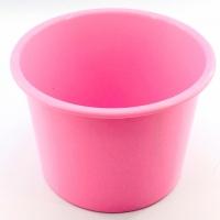 Baldinho de Pipoca - 1,5 litro Rosa Bebe