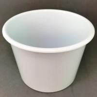 Baldinho de Pipoca - 1,5 litro Branco