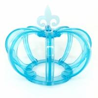 Coroa 3D - Azul Cristal