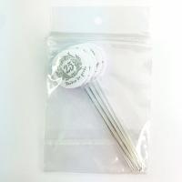 Mini Colher P/ Docinhos - Estampa Bodas de Prata