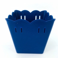 Cachepot Plástico PF 10 und - Azul Bic
