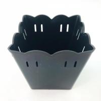 Cachepot Plástico PF 10 und - Preto