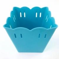 Cachepot Plástico PF 10 und -  Azul Tiffany