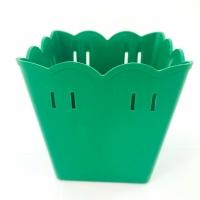 Cachepot Plástico PF 10 und -  Verde Bandeira