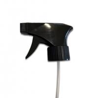 Válvula Gatilho Spray Preta 28mm