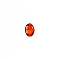 Chaton Oval 10x14 - Vermelho