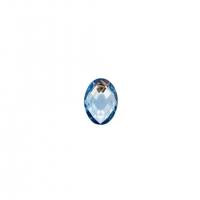 Chaton Oval 10x14 - Azul