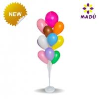 Porta Balão de Chão Médio C/ 13 Pts - 1,30 Cm